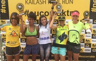 Nad Leite Borges é campeã nacional do circuito KTR