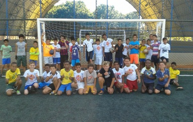 Projeto Social Futuros Campeões