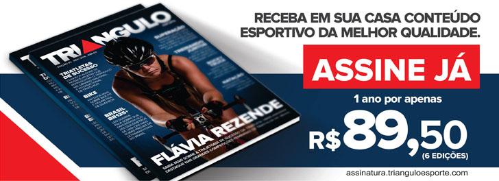 Assinatura Revista Triângulo Esporte