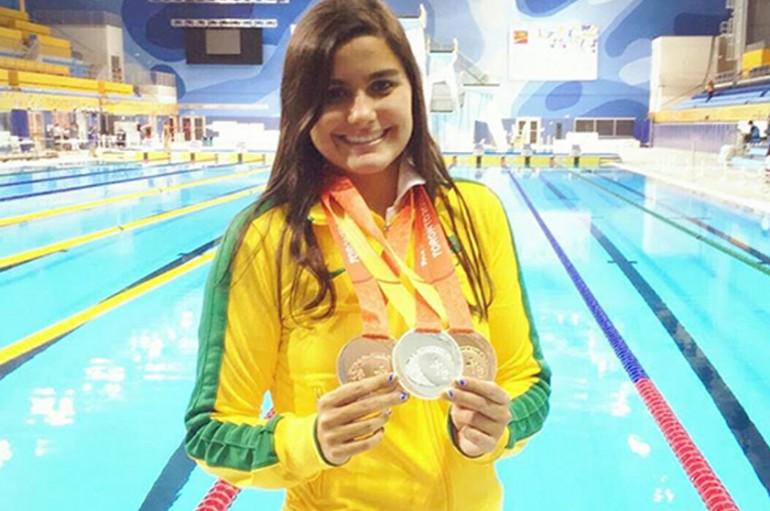 Mariana Ribeiro conta sua história de vida e fala sobre a busca pela vaga nas paralimpíadas