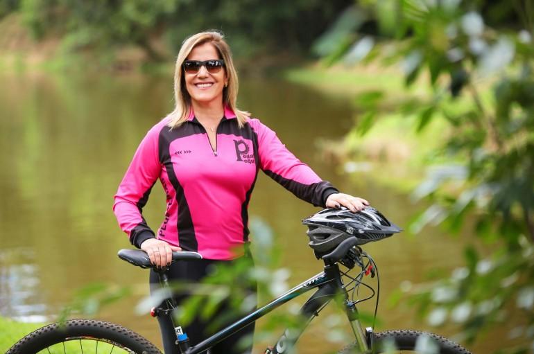 Clarissa Rocha Nagli, dificuldades e superação em uma época que era bastante incomum mulheres triatletas